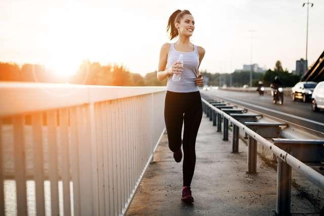 ออกกำลังกายเป็นประจำจะช่วยเพิ่มความแข็งแรงแก่ระบบขับถ่าย